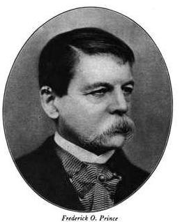 Frederick O. Prince Former Mayor of Boston
