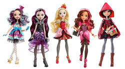 First Chapter Dolls