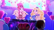 True Hearts day - cupid blondie