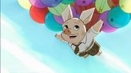 Happy balloon pig - RR