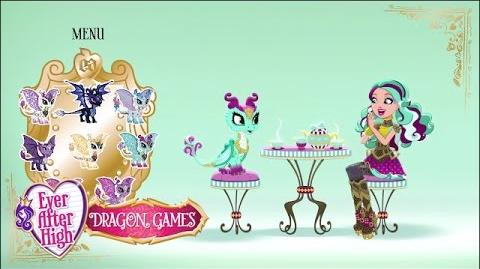 Vote in the Dragon Games Tournament! Dragon Games Ever After High
