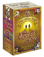 The Storybox of Legends by Shannon Hale