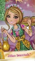 Profile art - Jillian Beanstalk