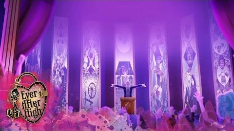 Thronecoming Trailer Ever After High™