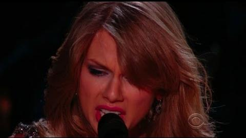Taylor Swift - All Too Well - Grammy Awards