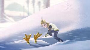 TMIS - Daring searches snow