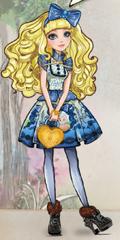 Blondie Lockes - Profile Art-Work