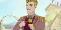 King Lance Charming