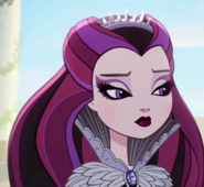 Raven dry-wit look