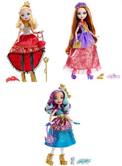 Powerful Princes Tribe Doll Line
