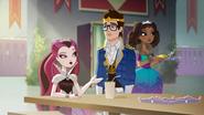 Raven Dexter and student - RTTSOAR
