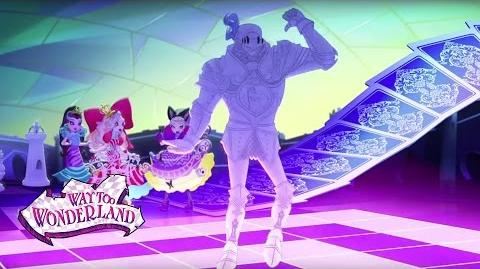 The Wonderlicious Dance Off Ever After High