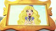 DG HTG - blondie on big screen reporting