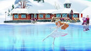 Fairest On Ice - Ashlynn dancing on ice