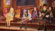 Piping Hot Beats - Briar, Rosy, Melody, Sparrow, Raven, maple and humphrey