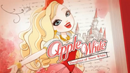 Apple White the Daughter of Snow White