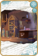 The Vault of Lost Tales Card