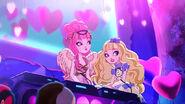 True Hearts day - blondie cupid
