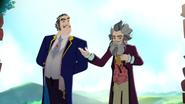 Milton and Giles - TLO