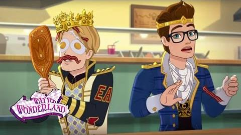 A Time Of Wonder Ever After High