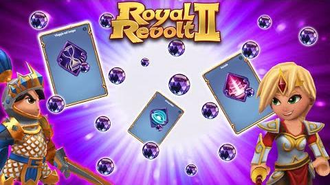 Royal Revolt 2 - Tutorial Pearls