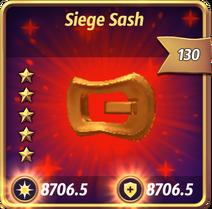 SiegeSash