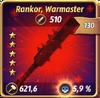 Rankor,Warmaster