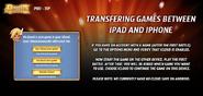 Transfering