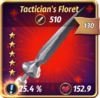 Tactician'sFloret
