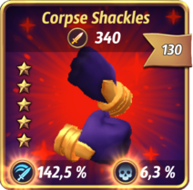 CorpseShackles