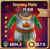 TourneyPlate