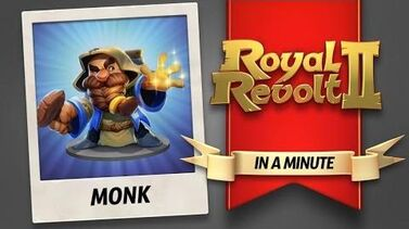 Royal Revolt 2 - The Monk