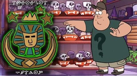 SUMMERWEEN GRAVITY FALLS The Royal Order of the Holy Mackerel