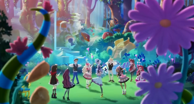 File:Wonderland Grove in its splendour - Maddie's Hat-Tastic Party.png