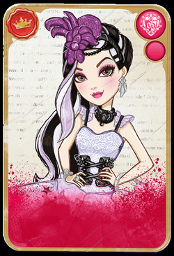 Duchess Swan's Card