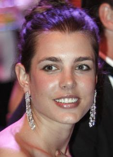 Photo of Charlotte Casiraghi of Monaco