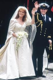 Her Dress - Sarah, Duchess of York