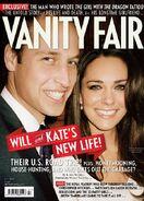 Prince William Kate Middleton Vanity Fair Cover
