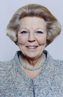 Photo of Beatrix of the Netherlands