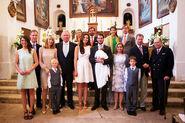 Amalia's Baptism Ceremony 1