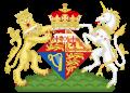 Coat of Arms of Elizabeth, Heiress Presumptive