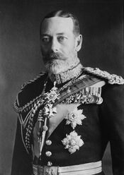 George V of Great Britain