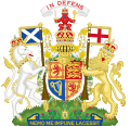Royal Coat of Arms of the United Kingdom (Scotland)