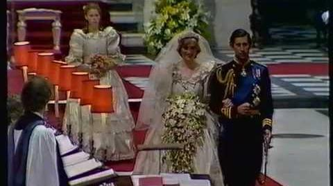 Wedding of Charles and Diana (Part 1)