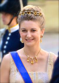 Stephanie, Hereditary Grand Duchess