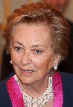 Photo of Queen Paola of Belgium