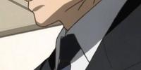 Megu's Father