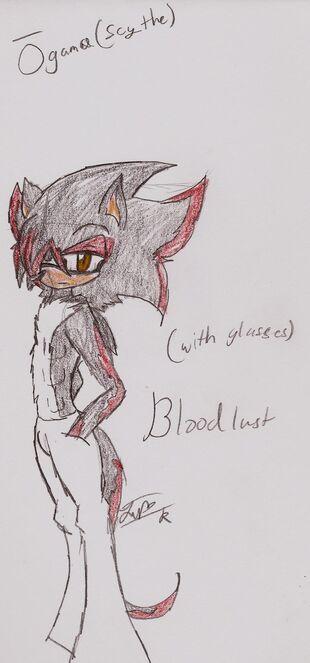 Scythe -Bloodlust- new image