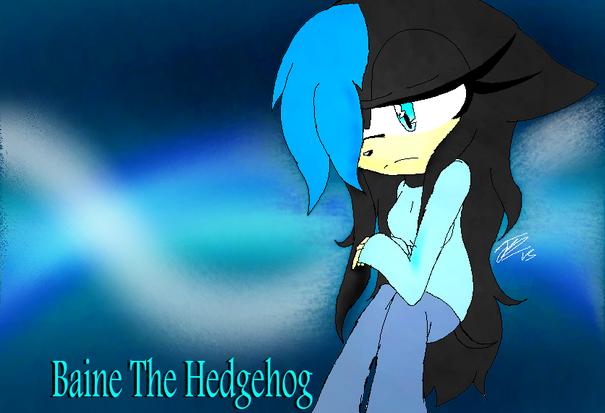 Baine The Hedgehog 2