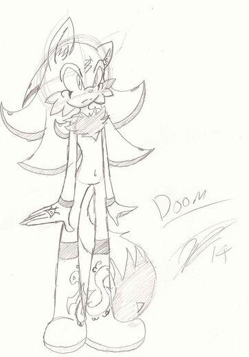 Doom the Greek wolf